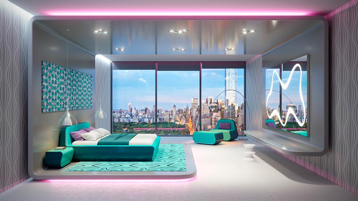 Проект Katyia Bedroom