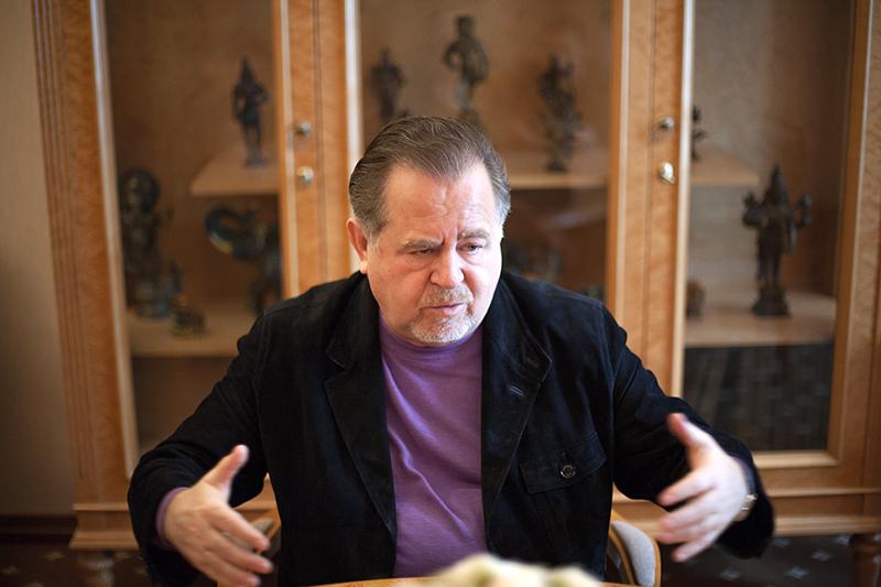 Глава инвестиционной группы «Автотор» Владимир Щербаков