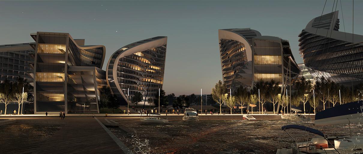 Фото:Zaha Hadid Architects via Агентство «Центр»