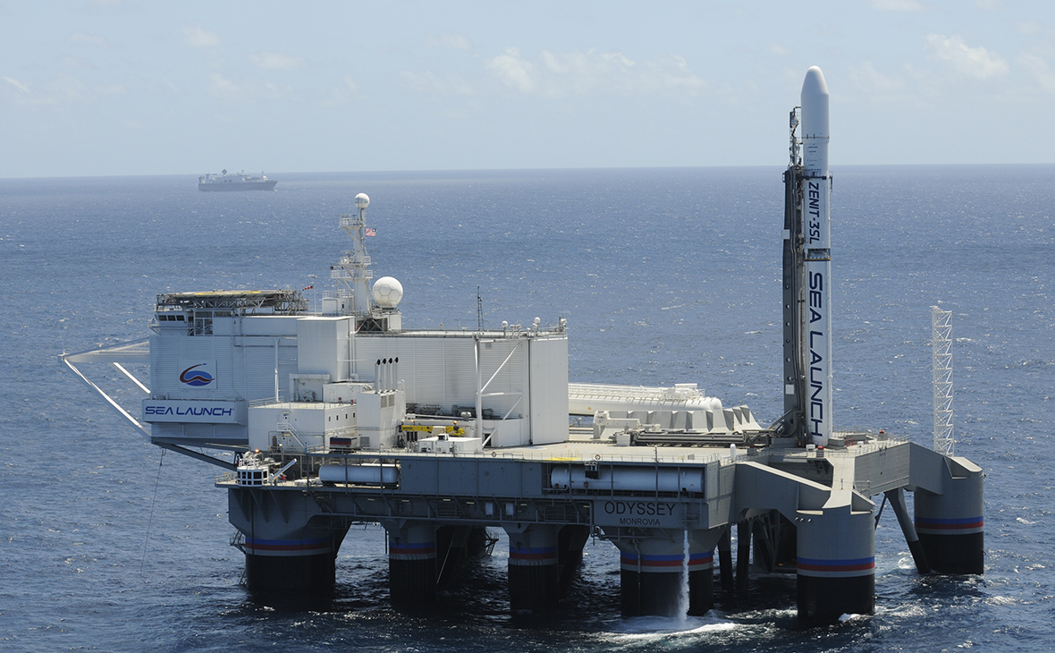 Фото:из архива пресс-службы компании С7 Космические транспортные системы