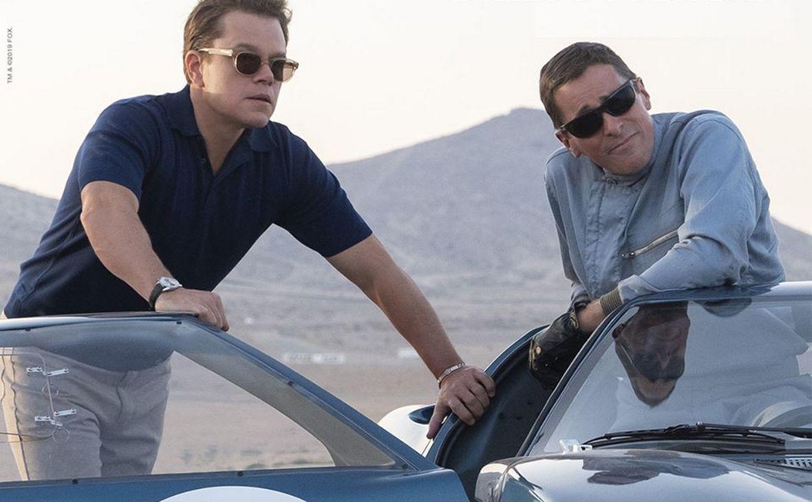 Кадр из фильма «Ford против «Ferrari»