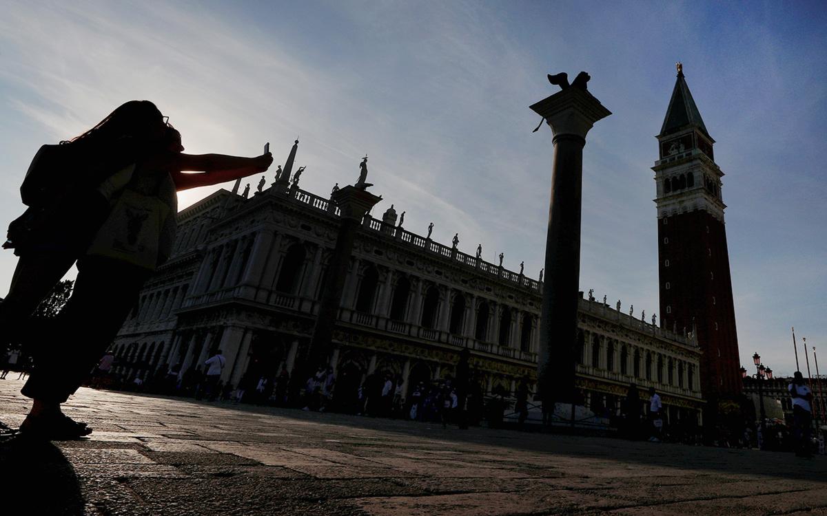 Фото:Guglielmo Mangiapane / Reuters