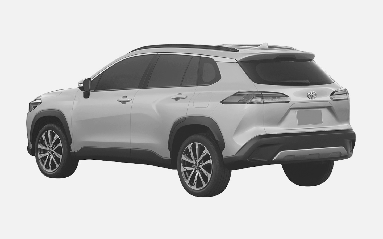 <p>Японцы позиционируют новый SUV в качестве глобальной модели.</p>