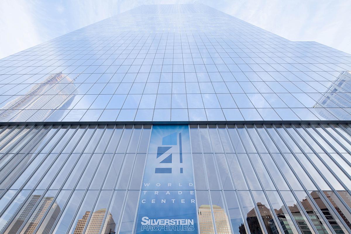 Первые арендаторы заняли помещения в4 World Trade Center 13 ноября 2013 года
