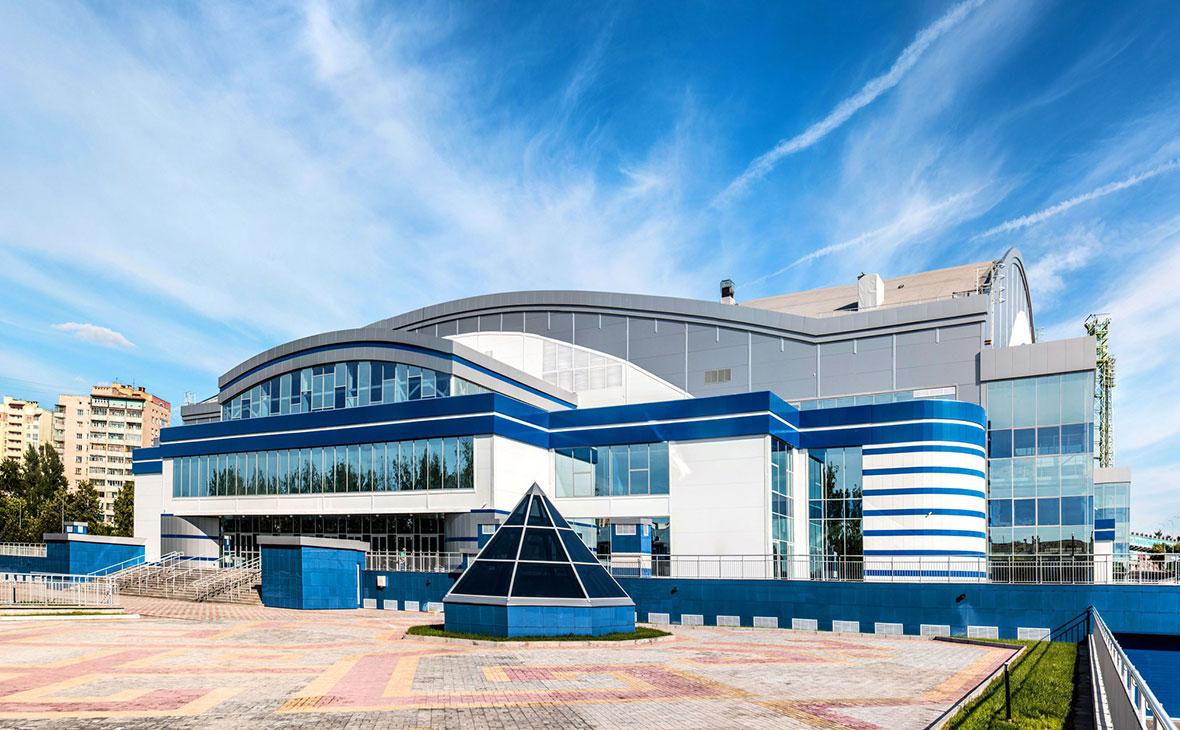 Ледовый дворец «Чебоксары-Арена» где пройдет церемония прощания с Михаилом Игнатьевым