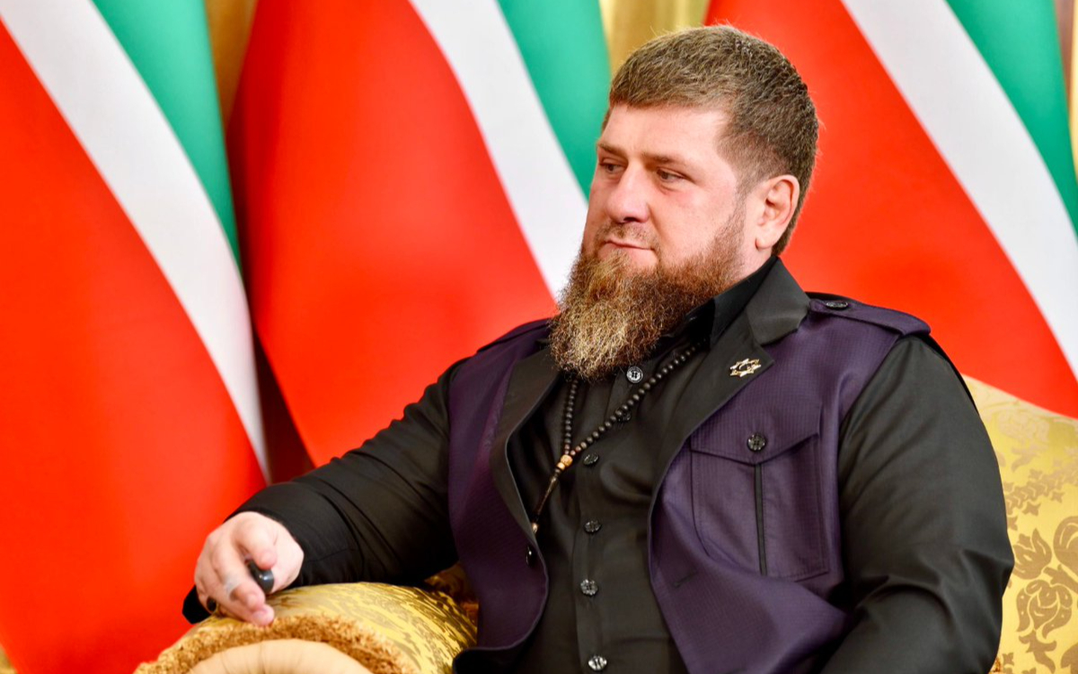 Фото: Рамзан Кадыров (Global Look Press)