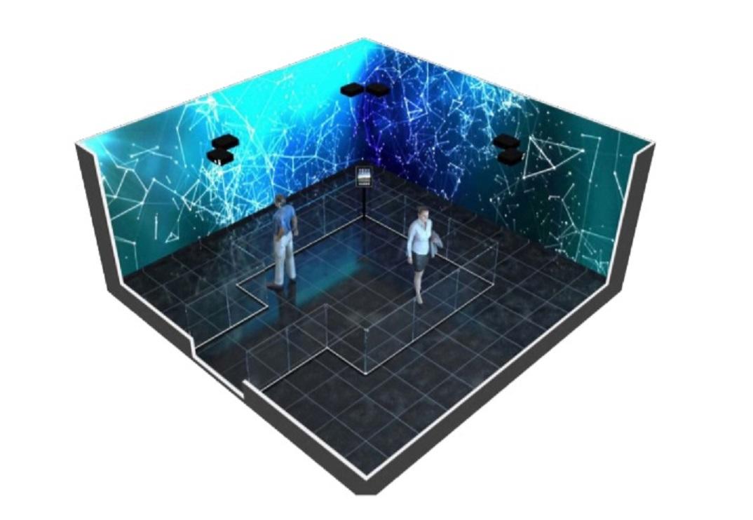 Виртуальный куб для моделирования экспериментов в ЦКП «СКИФ»