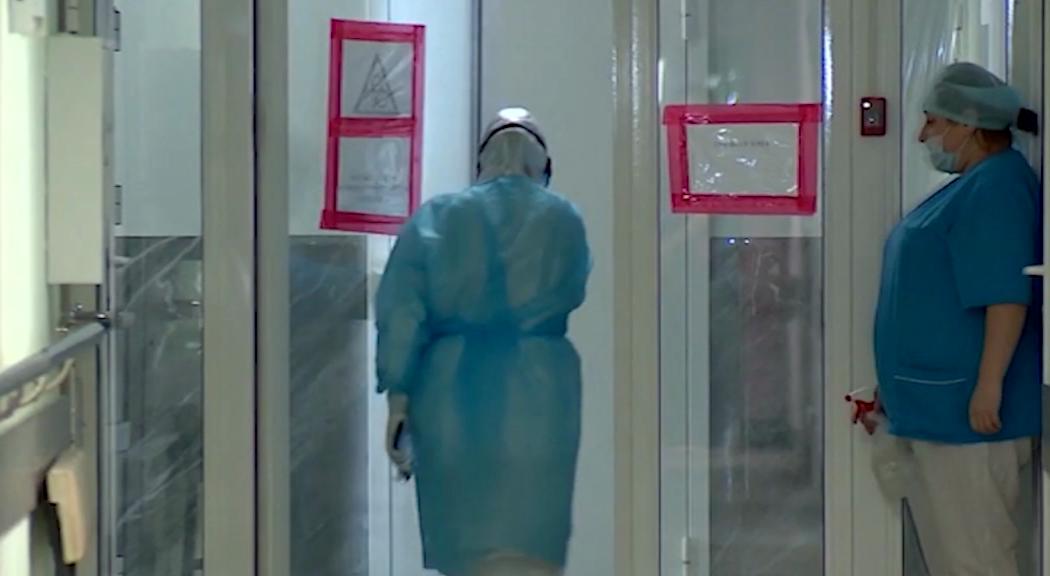 В Пермском крае продолжает снижаться суточная заболеваемость COVID