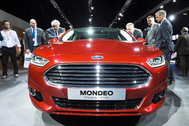 Ford Mondeo выпускается с 2002г. на заводе во Всеволожске Ленинградской области.  Стоимость машины – 0,8-1,3 млн руб.