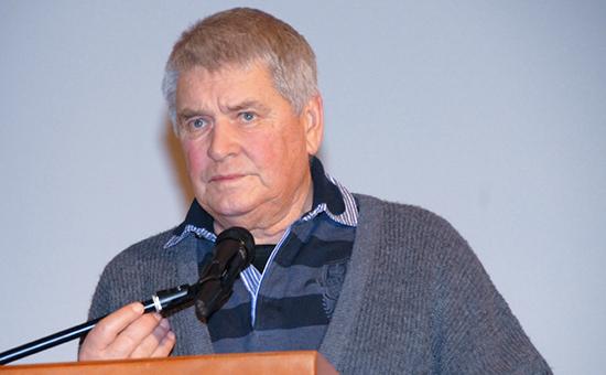 Историк Юрий Афанасьев