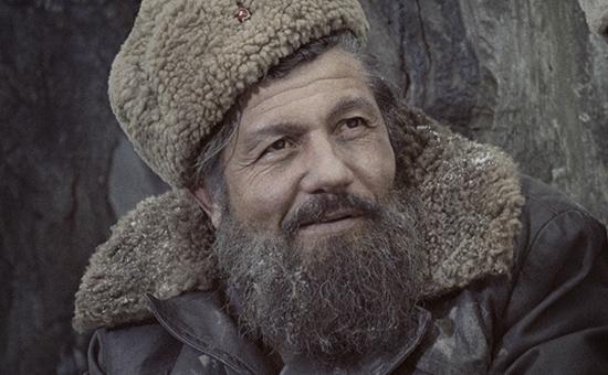 Фильм «От Буга доВислы», 1980год. В кадре—актер Михай Волонтир