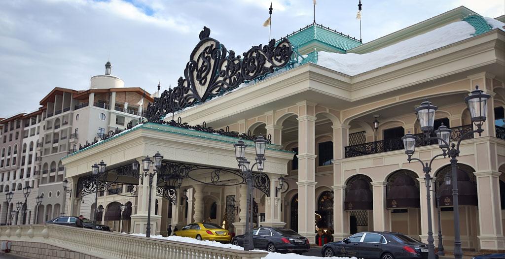 официальный сайт отель казино красная поляна