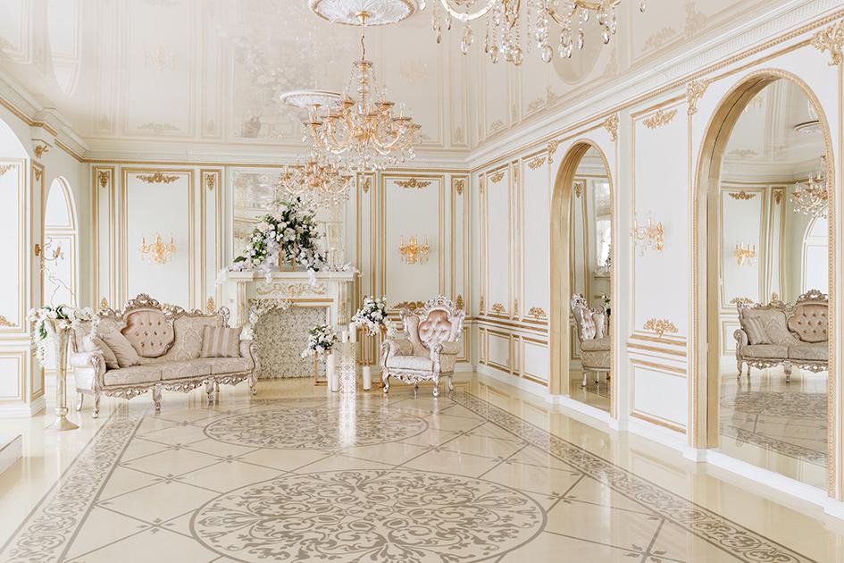 Квартиры в дворцовом стиле вышли из моды в прошлом веке