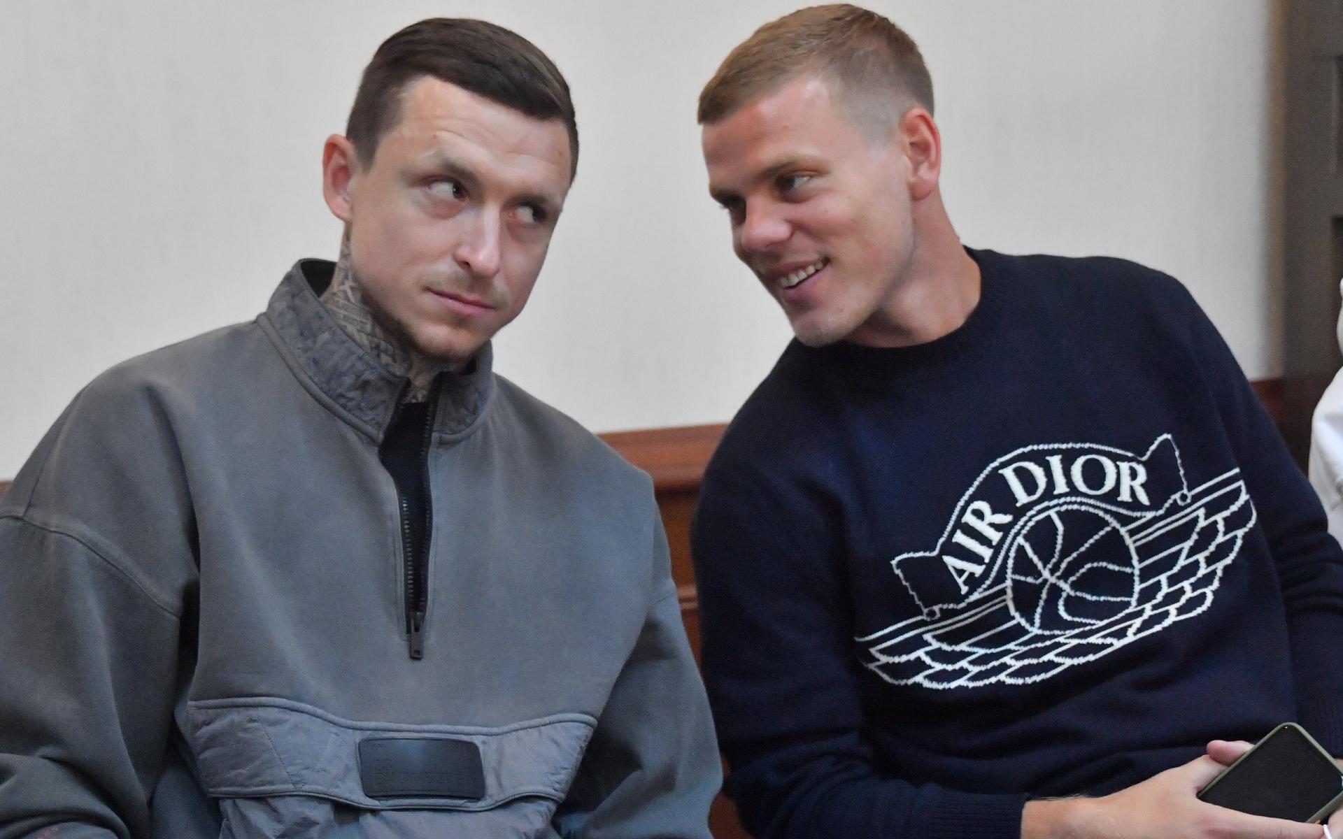 Фото: Павел Мамаев и Александр Кокорин (Global Look Press)