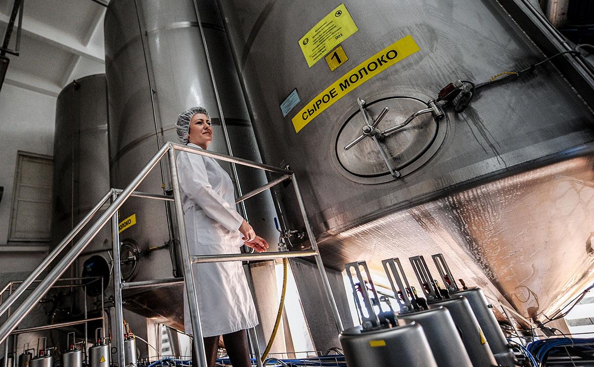 Рубцовский молочный завод компании PepsiCo. 2015 год