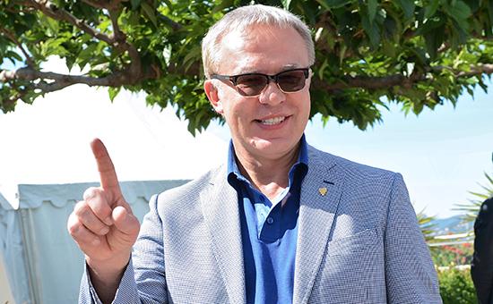 Сенатор Вячеслав Фетисов