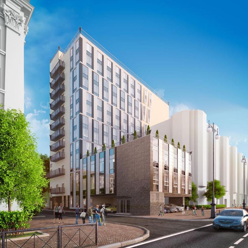 Недавно в Петербурге открылся апарт-отель для небольших компаний