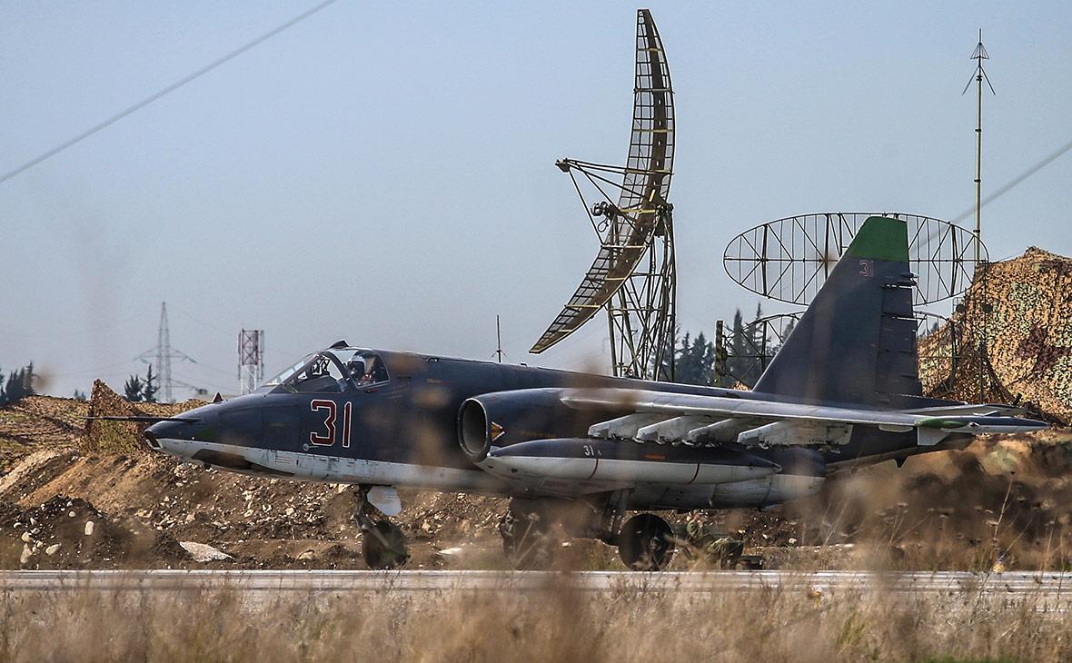 Авиабаза Хмеймимв Сирии. Февраль 2016 года