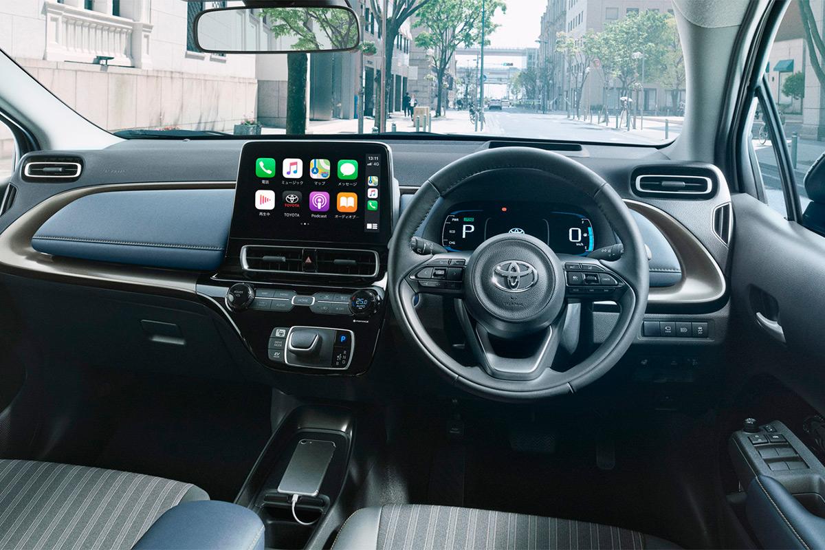 Водителю теперь доступен10,5-дюймовый дисплей мультимедийной системы