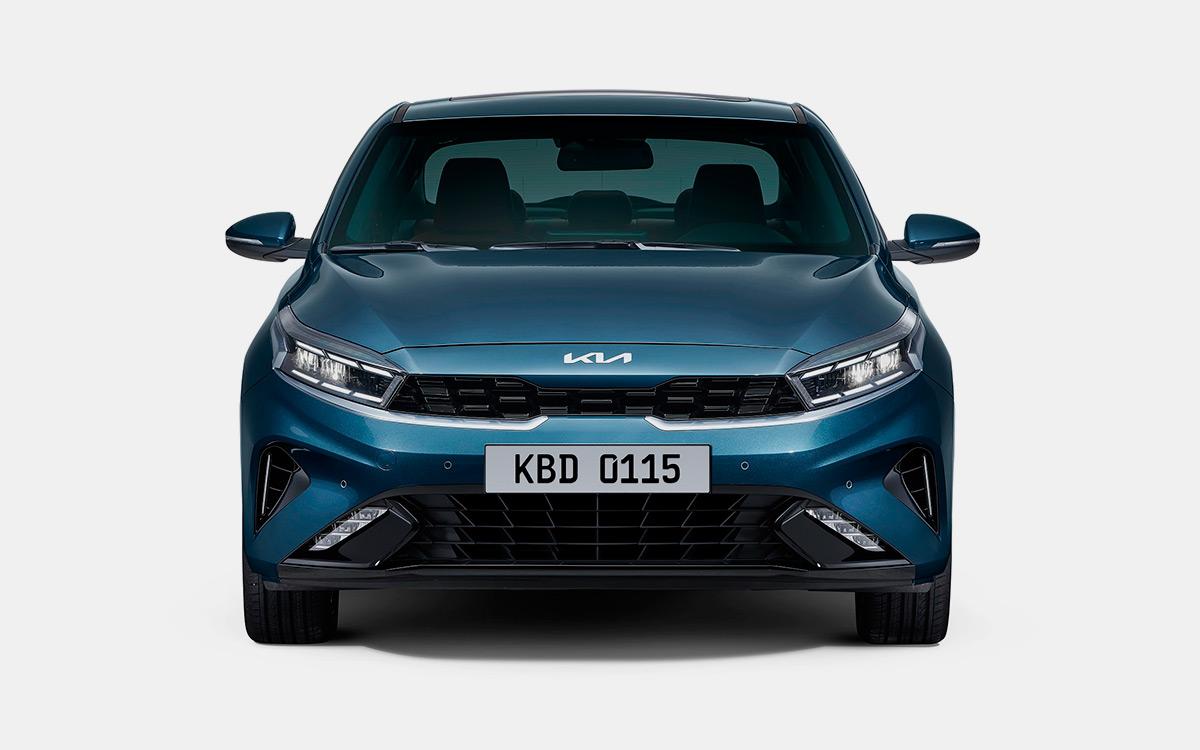 Российские продажи обновленного Kia Cerato начнутся в сентябре