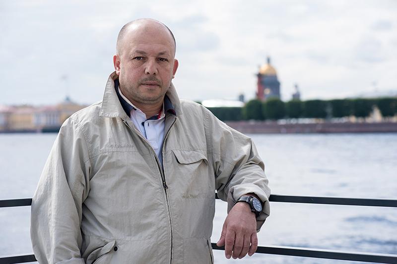 Генеральный директор института «Гипростроймост-Санкт-Петербург» Илья Рутман