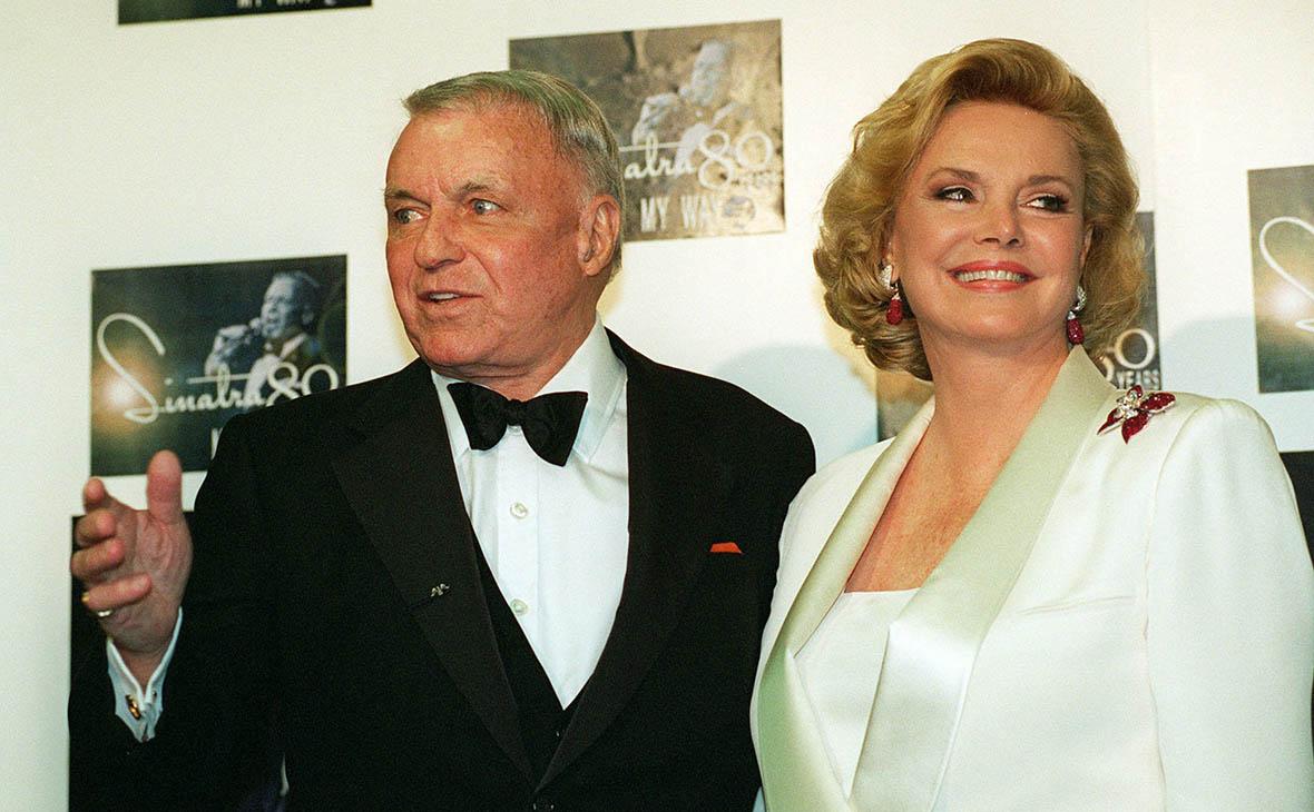 фрэнк синатра и его жены фото так можно