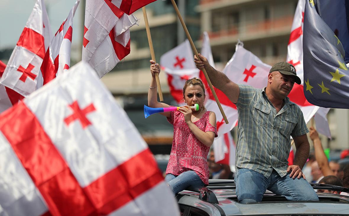 Фото: Зураб Курцикидзе / EPA / ТАСС