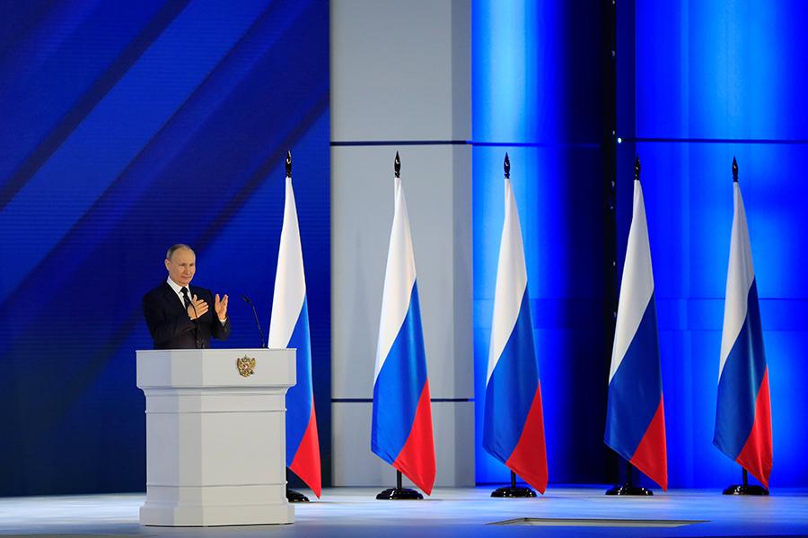 Фото:Евгения Новоженина / Reuterts