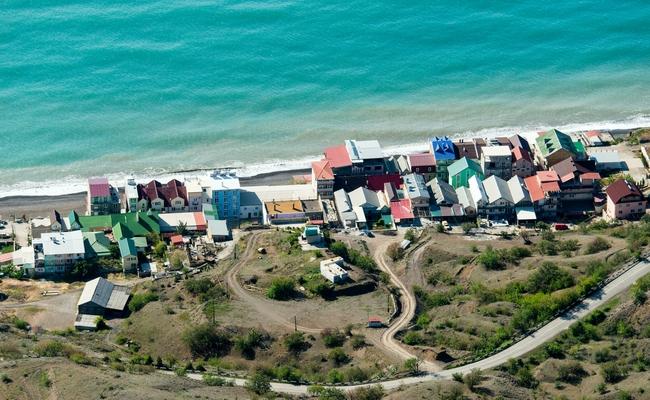 Село Приветное в Крыму