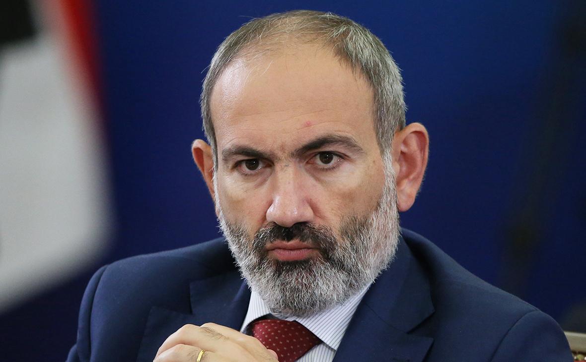 Пашинян заявил о попытках сделать Россию «ареной этнических столкновений»  :: Политика :: РБК