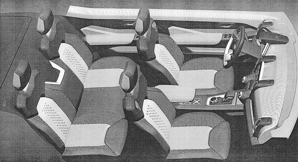 <p>Оформление салона новой Niva будет максимально простым и функциональным. Но при этом машина получит ряд технологических игрушек, которые в корне будут менять восприятие интерьера Lada.</p>