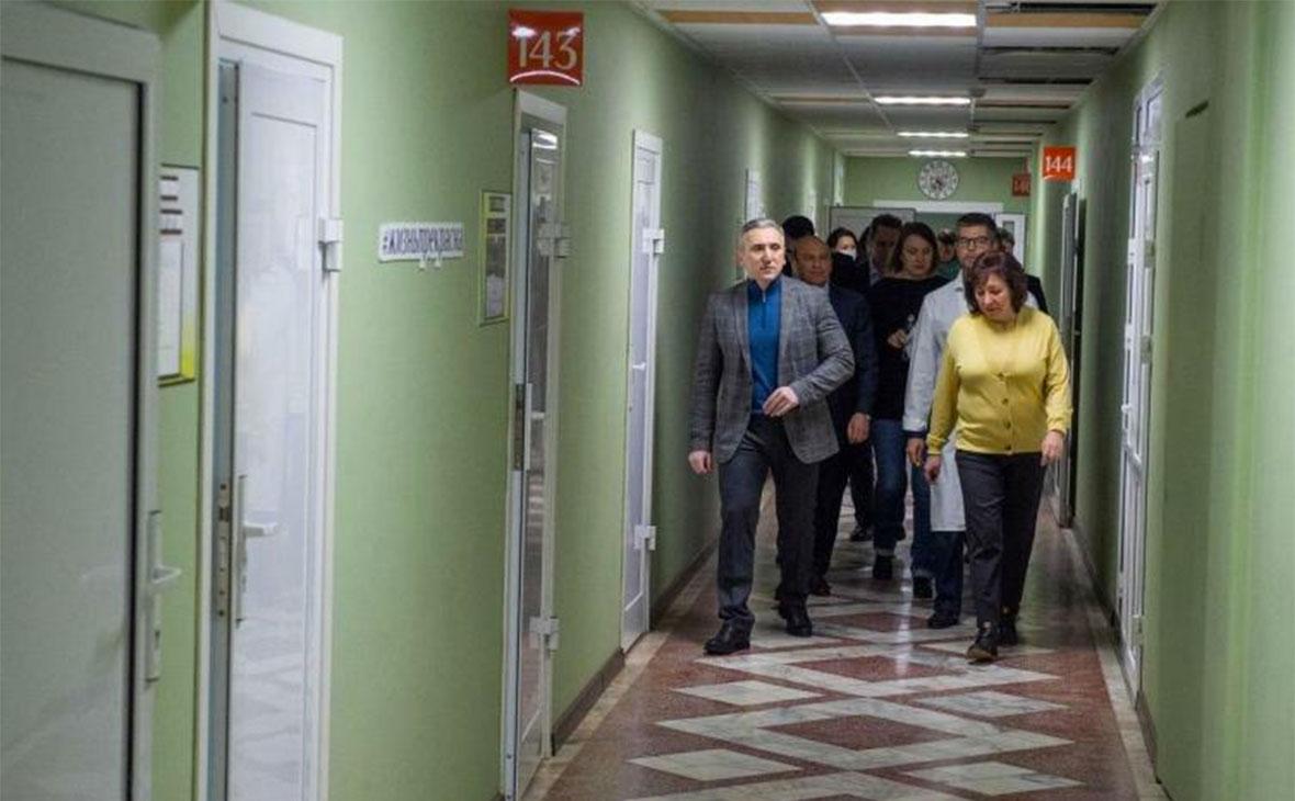 Фото: Оперативный штаб Тюменской области по профилактике коронавируса