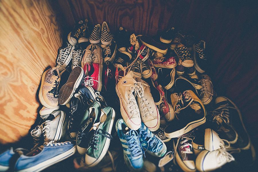 Ревизия обувного гардероба