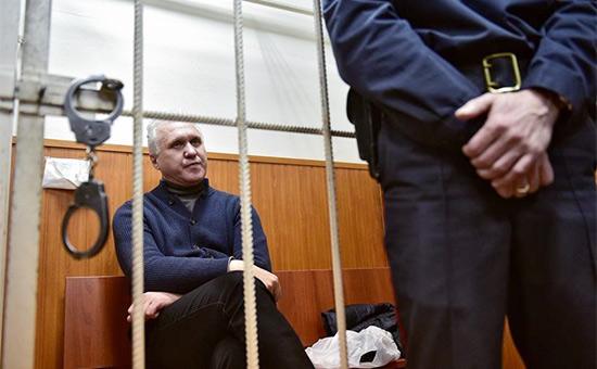 Владимир Евдокимов в Басманном суде