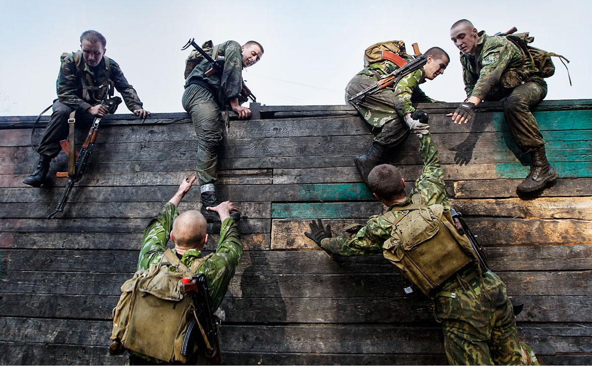 Военнослужащие Белоруссии