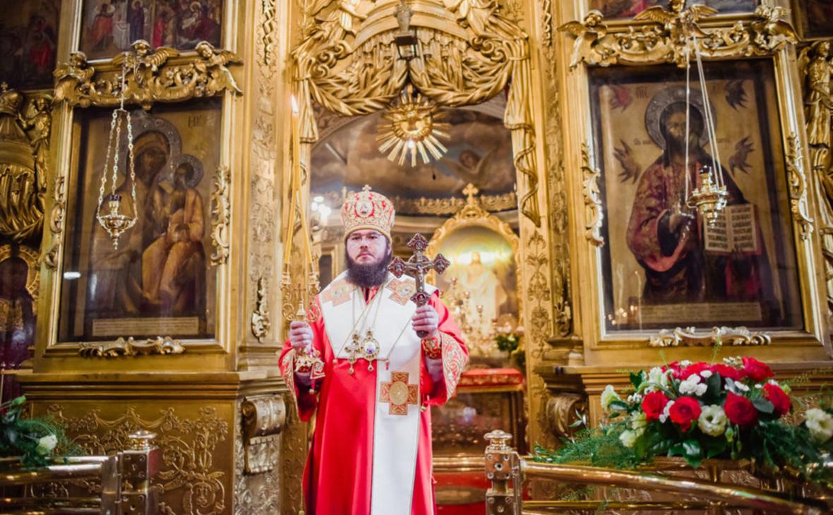 Епископ Бронницкий Фома