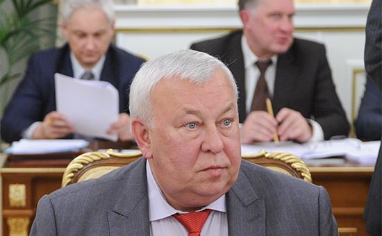 Экс-руководитель Федеральной службы охраны РФЕвгений Муров