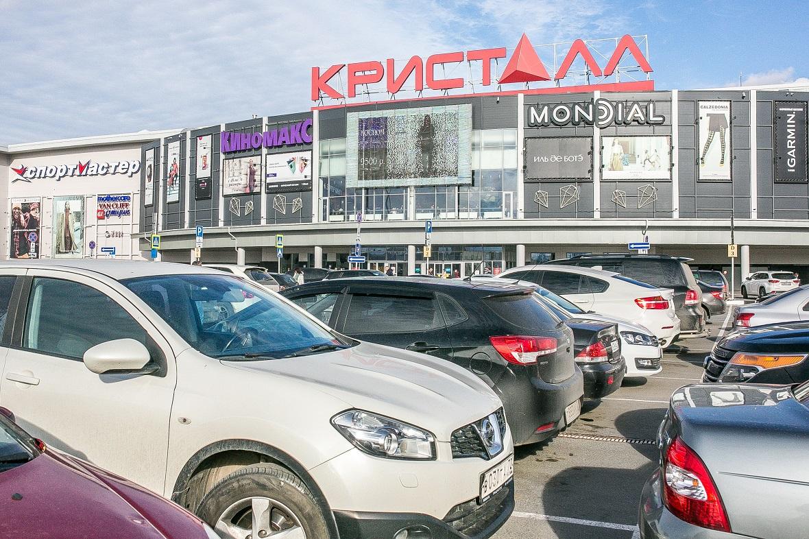 ТРЦ «Кристалл» достался новому владельцу за 263 млн рублей в счет погашения долга