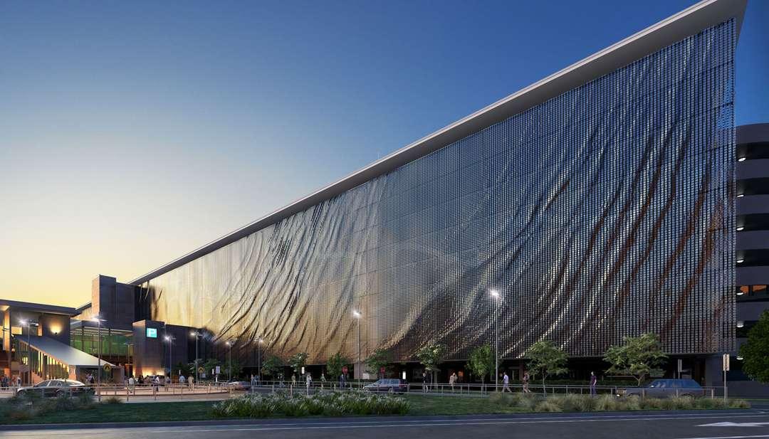 Терминала аэропорта в Австралии