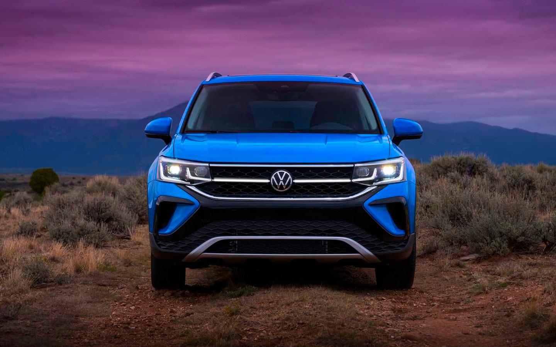 Volkswagen представил новый компактный кроссовер :: Autonews