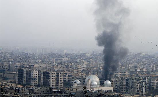 Алеппо. 5 декабря 2016 года