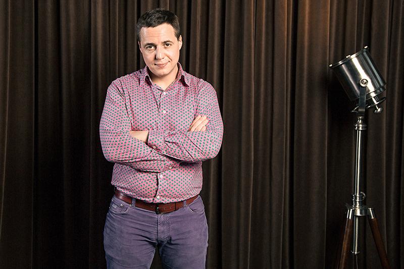 Максим Фалдин, основатель компании Wikimar