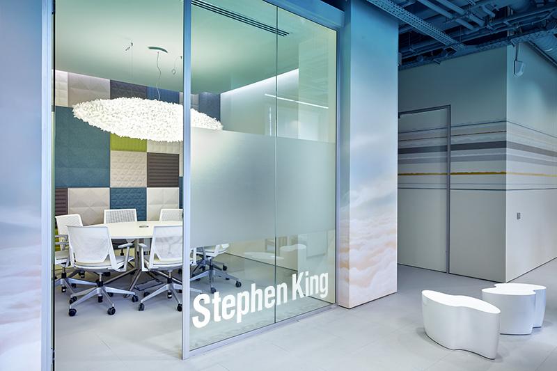 Номинация «Дизайн-идея» Офис компанииRe: sources (Publicis Groupe) / архитектурная студия VOX architects