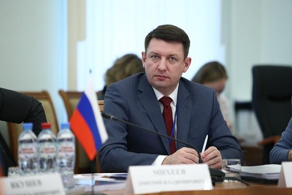 У Андрея Басова амбициозные планы на новой должности.