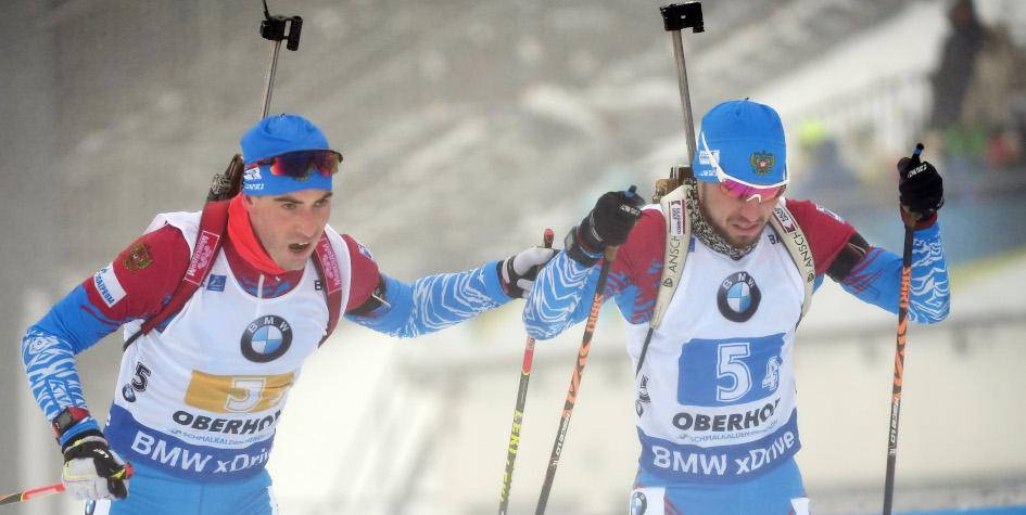 Российские биатлонисты прилетели без винтовок на этап Кубка мира в Канаде