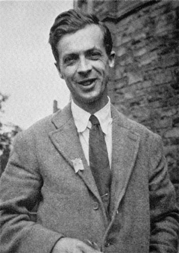 Джулиан Хаксли, 1922 год