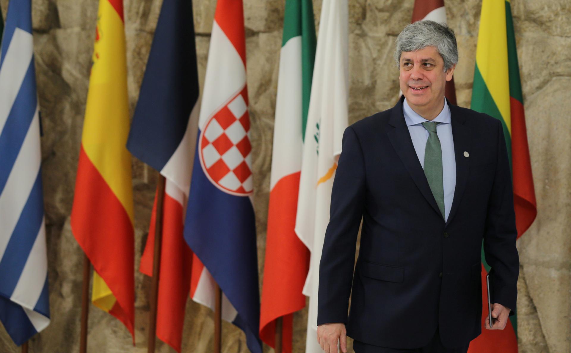 Президент Еврогруппы Марио Сентено