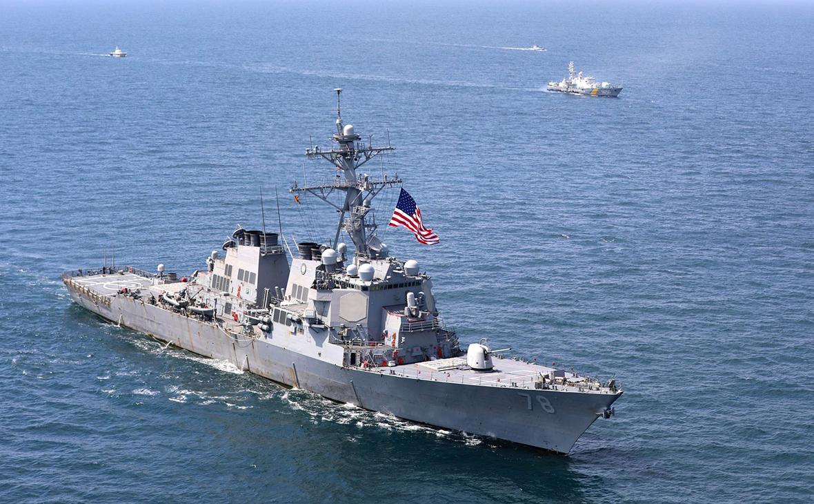 Фото: US Navy / Global Look Press