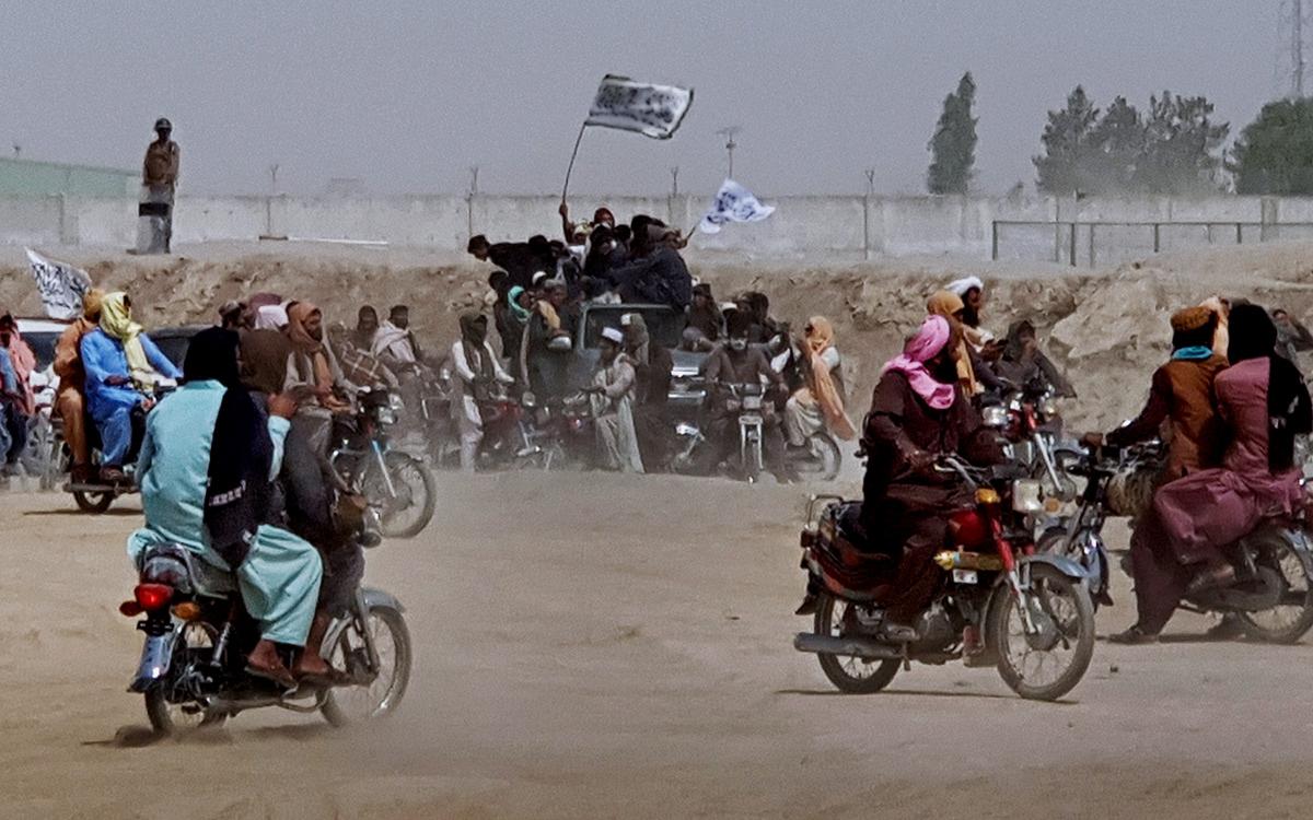 Фото:Tariq Achkzai / AP