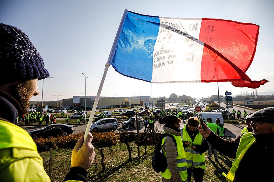 Фото:Jean-Francois Badias / AP